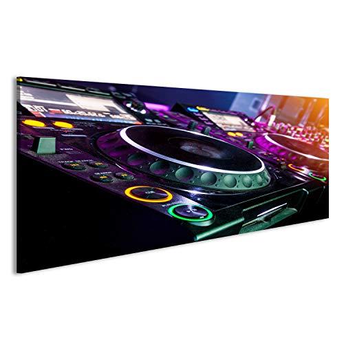 islandburner Cuadro Cuadros DJ Reproductor de CD y Mezclador en...