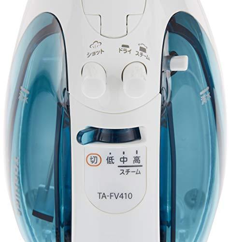 東芝コードレススチームアイロン美ラクルラクー(La・coo)TA-FV410(L)