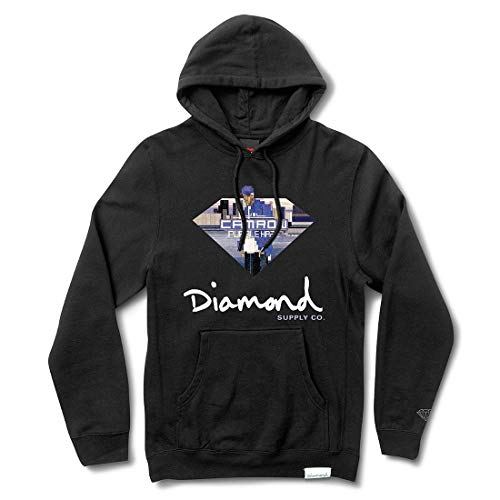 Diamond Supply Co. x Cam'Ron Men's Long Sleeve Pullover Hoodie