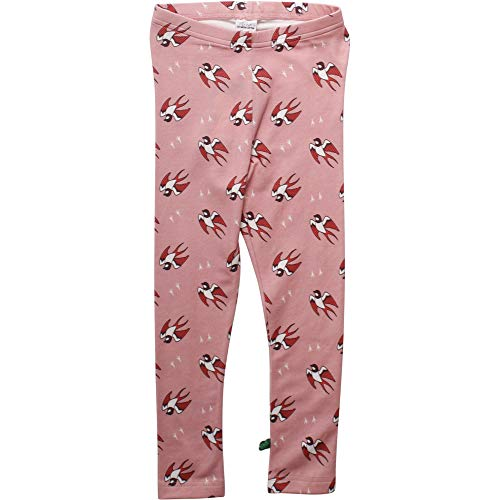 Fred'S World By Green Cotton Bird Leggings (Fairy Rose 015161101), 74 Bébé Fille