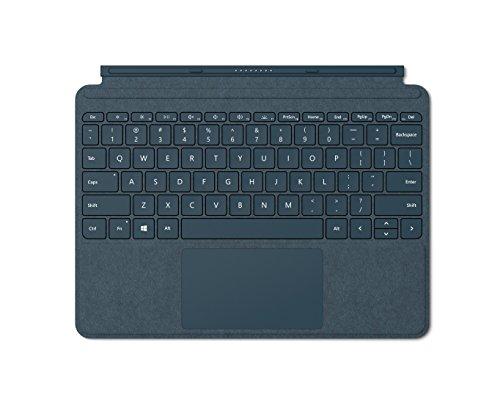 Surface Go Signature タイプ カバー コバルトブルー KCS-00039