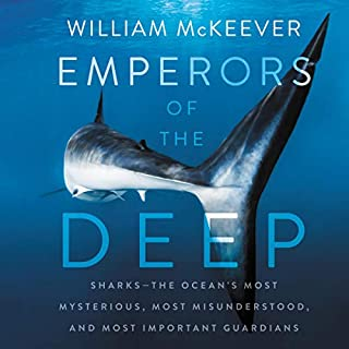 Emperors of the Deep audiobook cover art