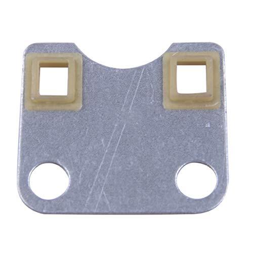 LETAOSK Ventil Schubstangenführungsplatte passend für Honda GX160 GX200 Chinesisch 168F 5.5HP 6.5HP Motor Motor Motor