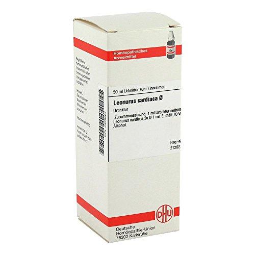 DHU Leonurus Cardiaca Urtinktur, 50 ml Lösung