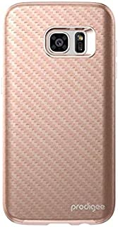 cover for Galaxy S7 Trim Carbon Rose