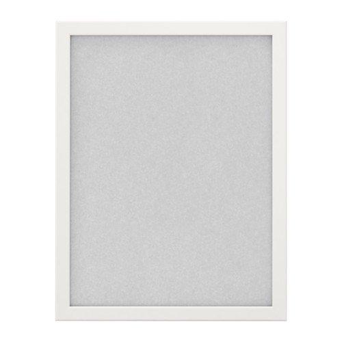 Ikea FISKBO Rahmen in weiß; (30x40cm)