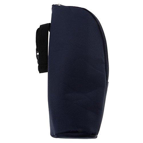 VANKER ?Poussette de bébé Portable durable Hang Sac Sac pour Biberon - Bleu Marine