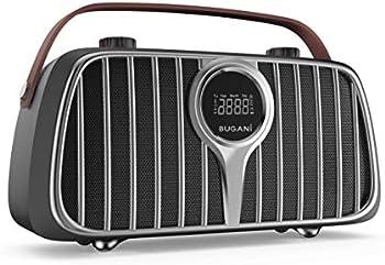 Bugani M128 Bluetooth 5.0 40W Retro Speakers