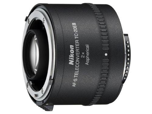 Nikon AF-S Teleconverter TC-20E III - Objetivo (SLR, 7/5, Auto, Nikon F, Nikon, Bayoneta)