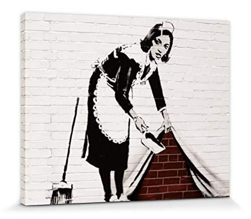 1art1 Banksy - Camarera