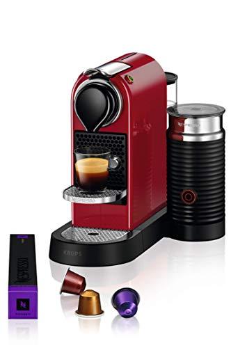 Krups Nespresso Citiz & Milk Machine à Café Automatique Espr