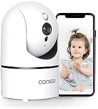 Baby Camera, Conico 1080P Home Alexa Camera with Sound Motion Detection, 2-Way Audio Night Vision, Indoor Surveillance Camera for Pet/Nanny Monitoring, IP Camera Cloud Storage