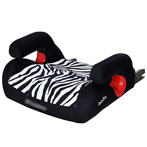 Auto-Kindersitz, Isofix Hart-Schnittstelle Safer und Festere Bequeme Schweiß absorbieren und atmungsaktiv, geeignet für Kinder im Alter von 0-12 1