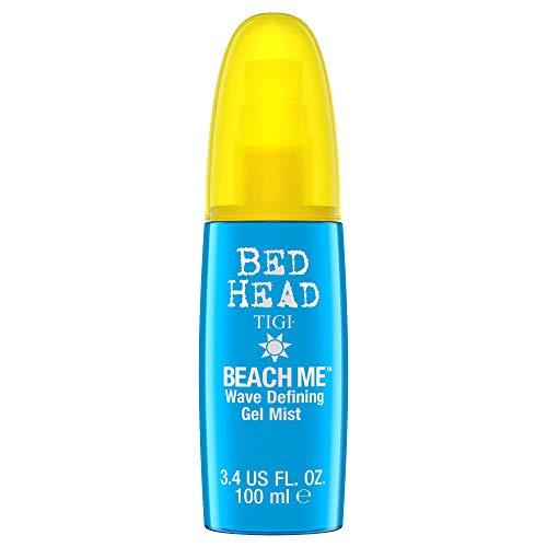 TIGI Bed Head Beach Me, Gel Spray per Onde Definite