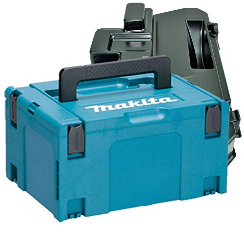 Makita 821551-8 Large Size Stackable Case & Inlays 837628-9 for DSS501Z, DCS550Z