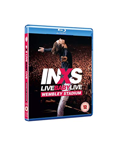 INXS - Live Baby Live: Live At Wembley Stadium [Blu-ray]