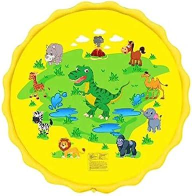 Sprinklers Waterproof Financial sales sale Splash Pad for 40% OFF Cheap Sale Splas Water Children