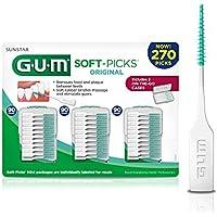 270-Count Gum 6325A Soft-Picks Original Dental Picks