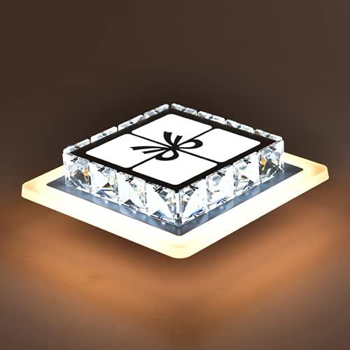 Led Lámpara De Techo Sala De Estar,Plafon De Techo Para Dormitorio,Lámparas De Lujo Ligeras Modernas De Personalidad Creativa. Inclinarse D19Cm