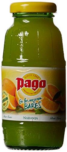 Pago - Zumo de naranja - 200 ml