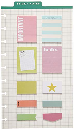 me & my BIG ideas Create 365 The Happy Planner Important Sticky Notes