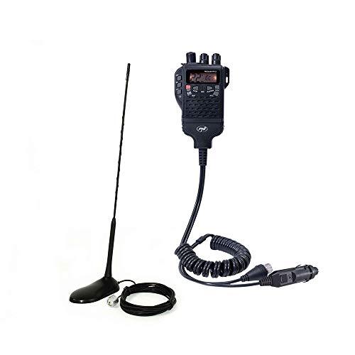 CB Radio PNI Escort HP 62 y PNI Extra 45 Antena con imán Incluido