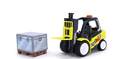 Dickie 203336101 Air Pump Action - Chariot élévateur
