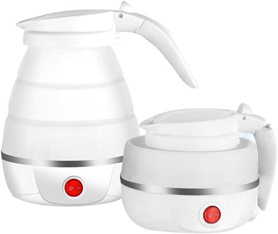 NBCDY Mini Foldable Electric Kettles 680w 220v Max Mesa Mall 71% OFF Portable Food Gr