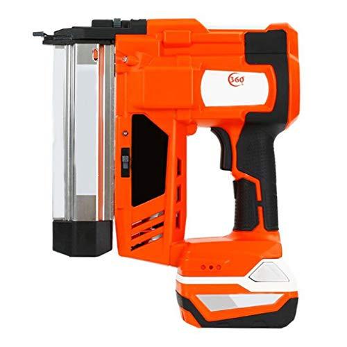 Pistola de clavos eléctrica Pistola de clavos de doble propósito FUJ-40/50 eléctrica...