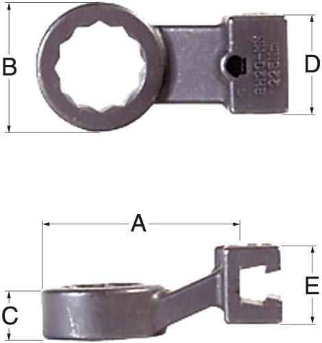 STURTEVANT rICHMONT clé 27 mm-bH - 27