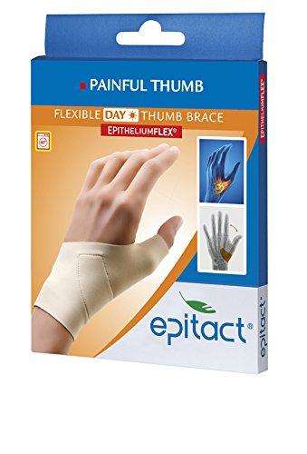 epitact–flexibel Tag Daumenstütze für schmerzende Daumen–rechte Hand S beige