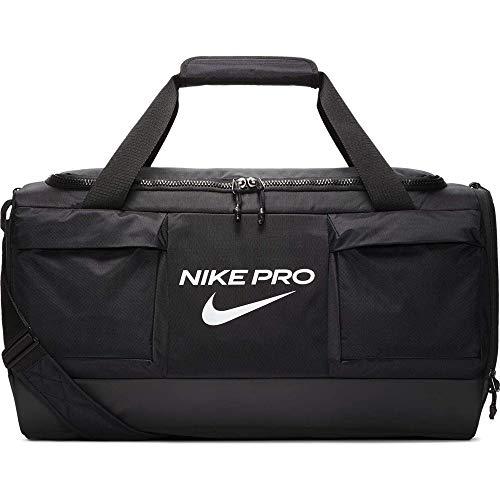 Nike Vapor Power Duff Sporttasche Unisex, Black/Black/White, 1size