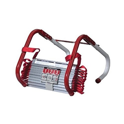 Kiddle Emergency Fire Escape Ladder 13 and 25 Foot Available 2 Story13 Foot