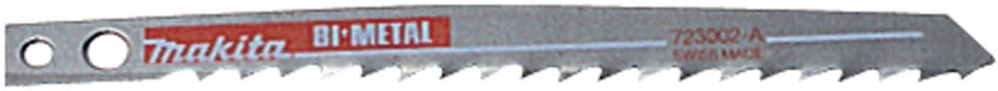 Under blast sales Makita Baltimore Mall 792395-2-2 Jig Saw Blade Mak by Shank 15TPI 3-1 8-Inch