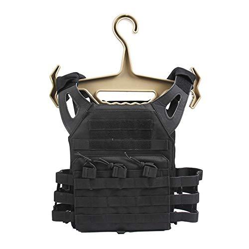 zhaoyangeng Heavy Duty Tactische Outdoor Jagen Duurzame Hanger Voor Vest Zware Jas Utility Hanger Airsoft Schieten Accessoire@P