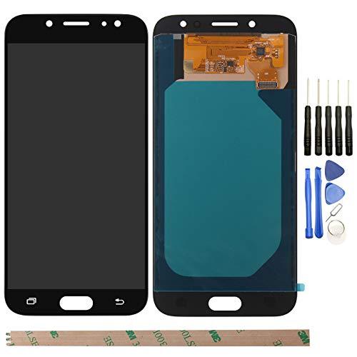 YHX-OU - Pantalla LCD de repuesto para Samsung Galaxy J7 Pro 2017...