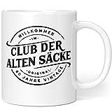 Cumpleaños 60 hombre – Club de los antiguos sacos – Regalo de cumpleaños para hombres con frase divertida (Para 60 cumpleaños)