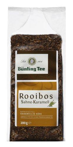 Bünting Tee - Rooibos Sahne-Karamell - 200g