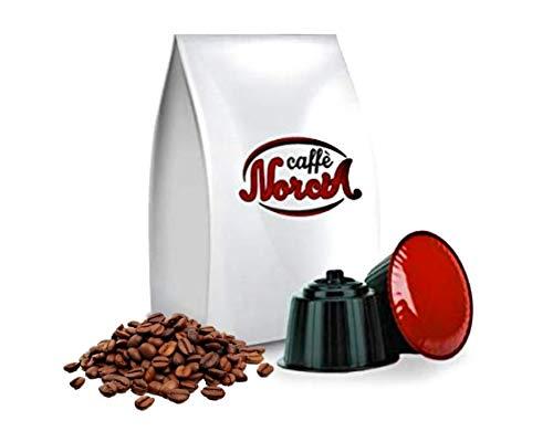 100 Cialde Capsule Caffè Norcia Miscela Crema Compatibili Nescafè Dolce Gusto produzione artigianale.