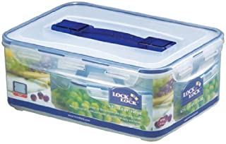 Lock & Lock HPL881 Classic Airtight Food Container, 4.7L with Handle