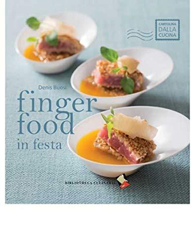 Finger food in festa.