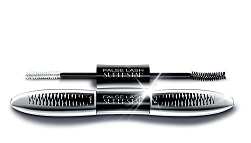 2 x L'Oreal Paris False Lash Superstar Noir/Black Mascara 2 x 6.5ml