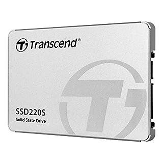 "Transcend 480 GB TLC SATA III 6Gb/s 2.5"" Solid State Drive (TS480GSSD220S) (B01DRWWLUO) | Amazon price tracker / tracking, Amazon price history charts, Amazon price watches, Amazon price drop alerts"