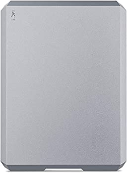 LaCie HDD Portable Hard Disk Mobile Drive STHG2000402