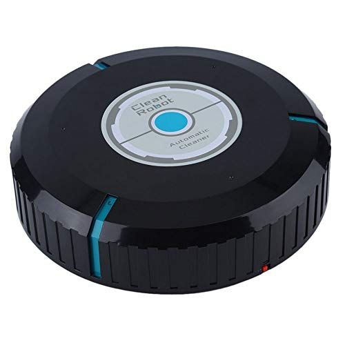 Lowest Price! Robot Vacuum Cleaner Sweeper Intelligent Automatic Induction Mini Sweeper, Slim Carpet...