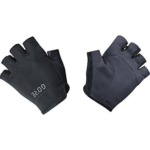 GORE Wear Atmungsaktive Herren Fahrrad-Kurzfingerhandschuhe, GORE C3 Short Finger Gloves, Größe: 9, Farbe: Schwarz, 100119