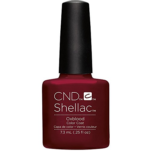 CND SHELLAC - Oxblood, 7 ml