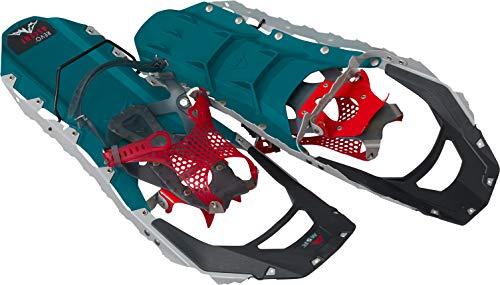 MSR W Revo Ascent 22 Blau, Damen Aluminium-Schneeschuh, Größe One Size - Farbe Dark Cyan