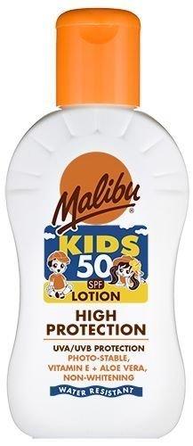 Malibu Kids Lotion with SPF50 100 ml by Malibu
