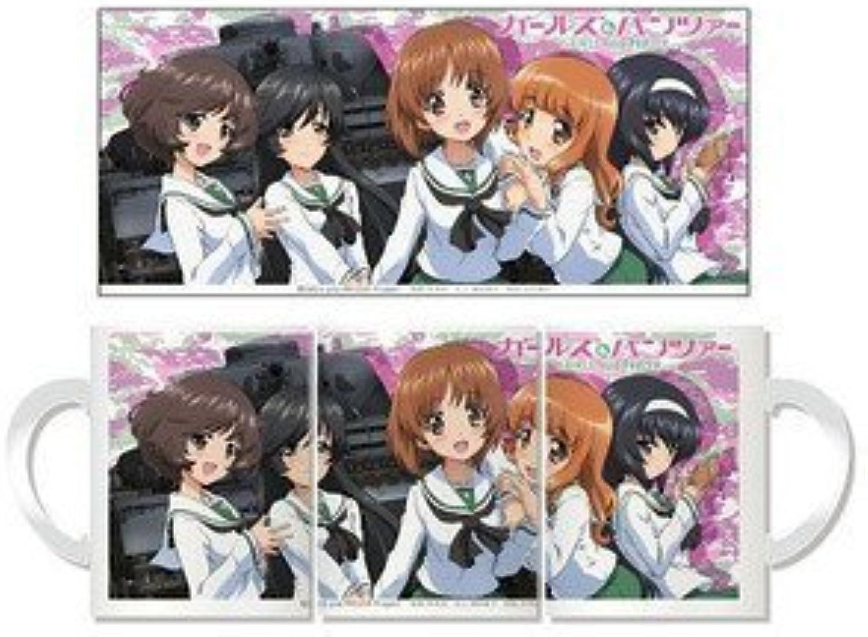 oferta de tienda Girls und Panzer mugs angler team team team (japan import)  promociones